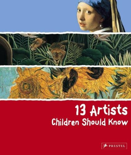 Angela Wenzel 13 Artists Children Should Know