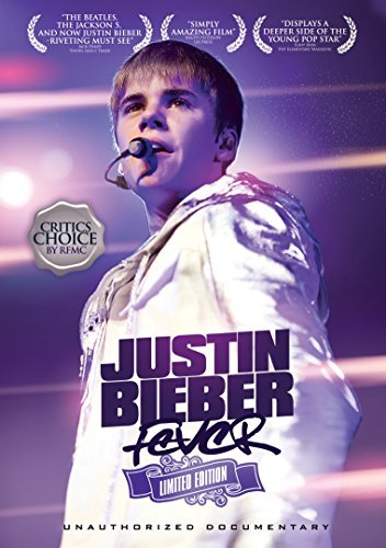 Justin Bieber Fever Unauthorized Lmtd Ed. Nr
