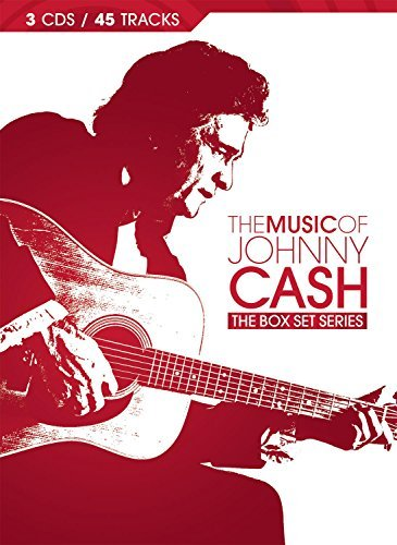 Cash Johnny Music Of Johnny Cash 3 CD