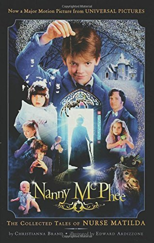 Brand Christianna Nanny Mcphee The Collected Tales Of Nurse Matilda