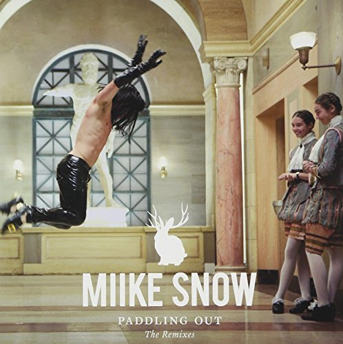Miike Snow Paddling Out 7 Inch Single