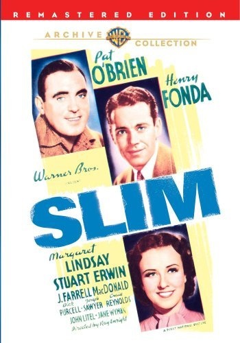 Slim (remastered) Fonda O'brien Lindsay Made On Demand Nr