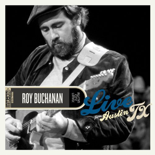 Roy Buchanan Live From Austin Tx Incl. DVD