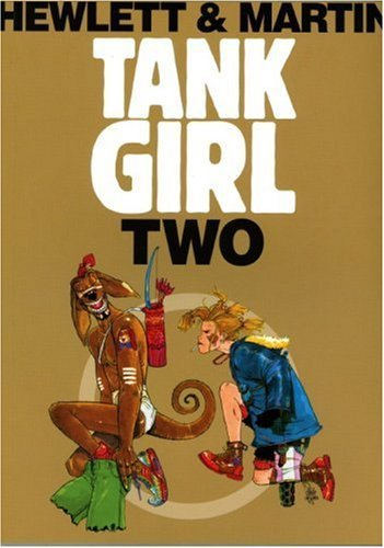 Alan C. Martin Tank Girl Two Remastered