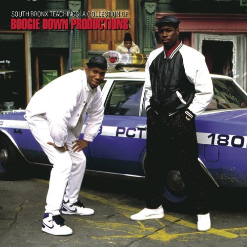 Boogie Down Productions South Bronx Teachings A Colle