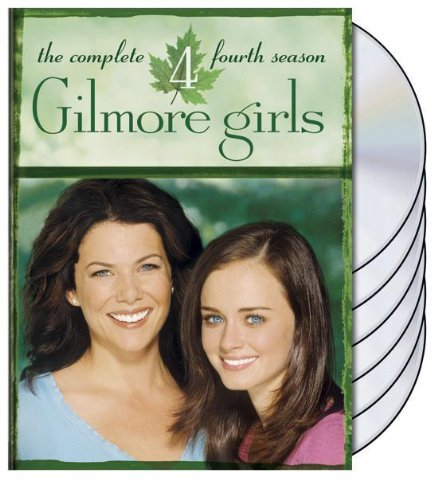 Gilmore Girls Season 4 DVD Nr 6 DVD
