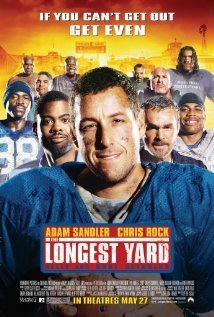 Longest Yard (2005) Sandler Rock Reynolds