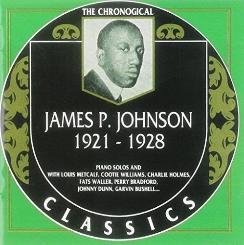 James P. Johnson 1921 28 Import Fra