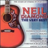 Stars At Studio 99 Very Best Of Neil Diamond T T Neil Diamond