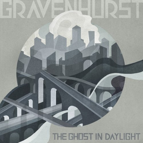 Gravenhurst Ghost In Daylight Digipak