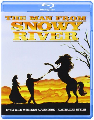 Man From Snowy River Douglas Thompson Burlinson Blu Ray Ws Pg