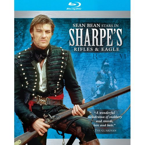 Sharpe's Rifles & Eagle Sharpe's Rifles & Eagle Blu Ray Ws Nr