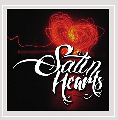 Satin Hearts Living On Overdrive CD R