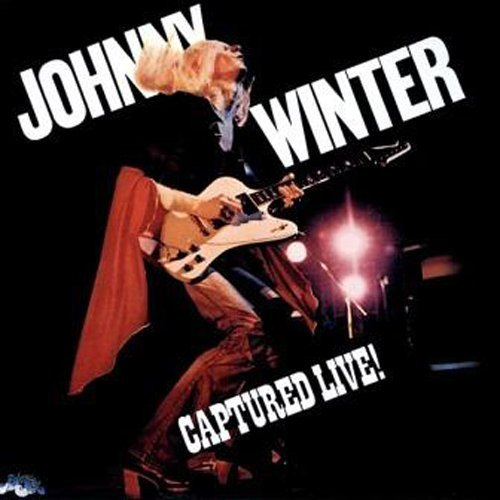 Johnny Winter Captured Live! Import Jpn Paper Sleeve