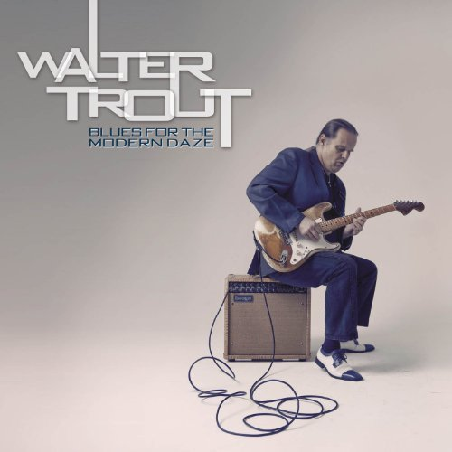 Walter Trout Blues For The Modern Daze 2 Lp