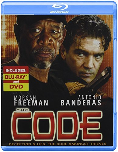 Code Freeman Morgan Blu Ray Ws R Incl. DVD