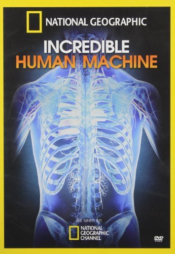 Incredible Human Machine National Geographic Nr
