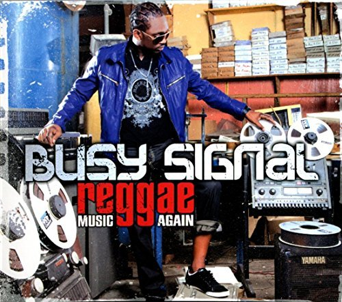 Busy Signal Reggae Music Dubb'n Again