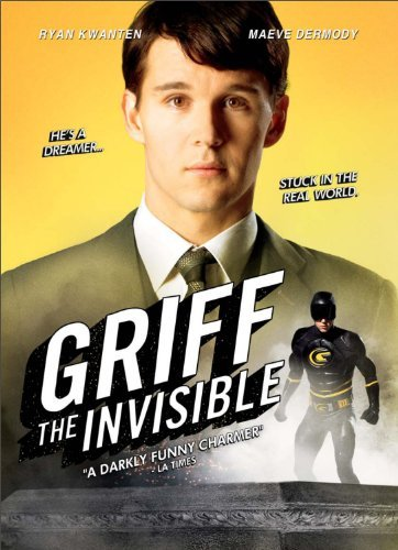 Griff The Invisible Kwanten Dermody Pg13