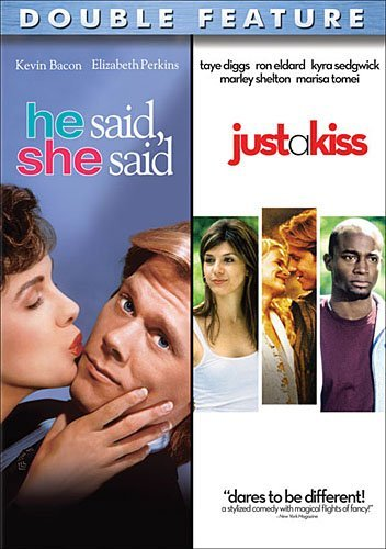 He Said She Said Just A Kiss He Said She Said Just A Kiss Ws Pg13
