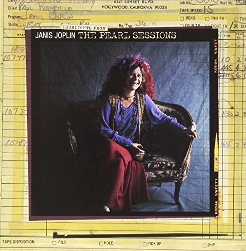 Janis Joplin Highlights From The Pearl Sess 2 10 Inch Vinyl