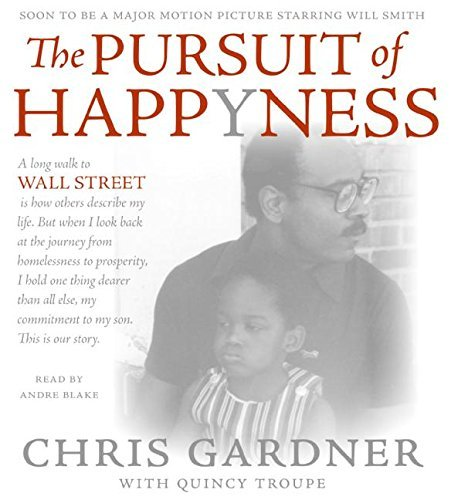 Chris Gardner The Pursuit Of Happyness CD Abridged