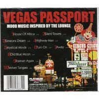 Vegas Passport Vegas Passport Mood Music Inspired By The Lounge