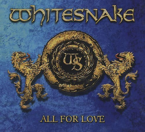 Whitesnake All For Love