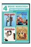 4 Movie Marathon Family Comed 4 Movie Marathon Family Comed Aws Pg13 2 DVD