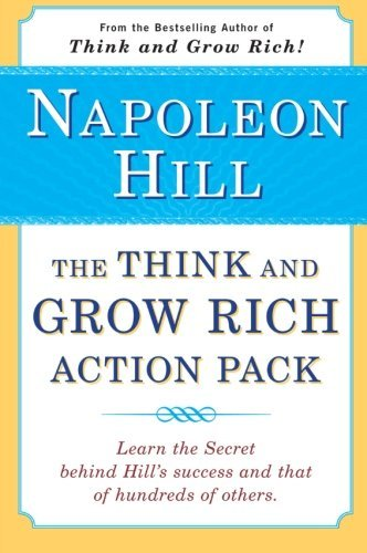 Napoleon Hill The Think & Grow Rich Action Pack
