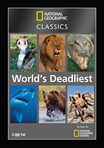 Classics World's Deadliest National Geographic Nr 3 DVD