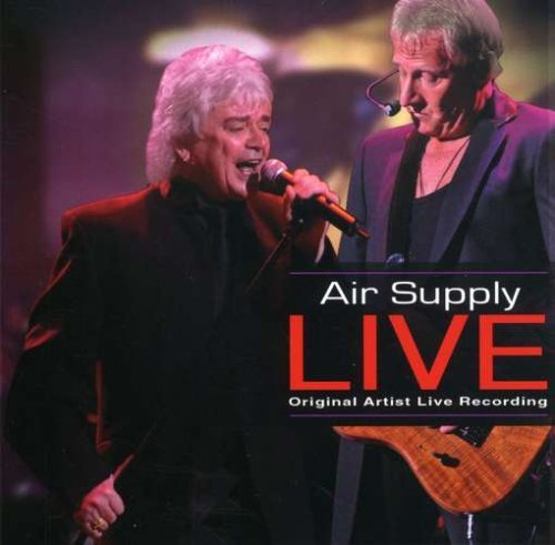 Air Supply Premier Air Supply Live