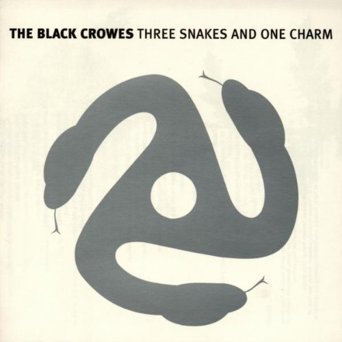 Black Crowes Three Snakes & One Charm