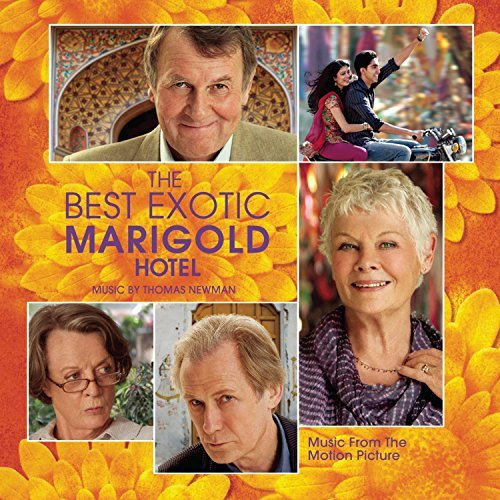 Best Exotic Marigold Hotel Best Exotic Marigold Hotel Newman Thomas
