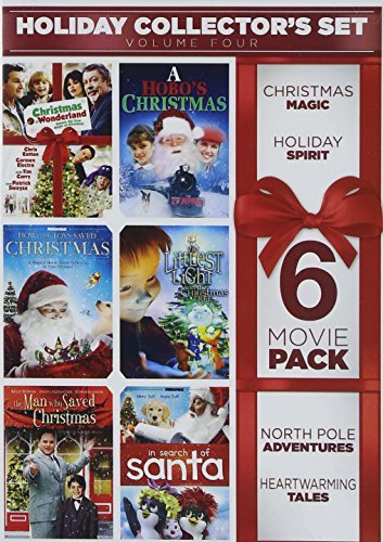 6 Film Holiday Collectors Set Vol. 4 Nr 2 DVD