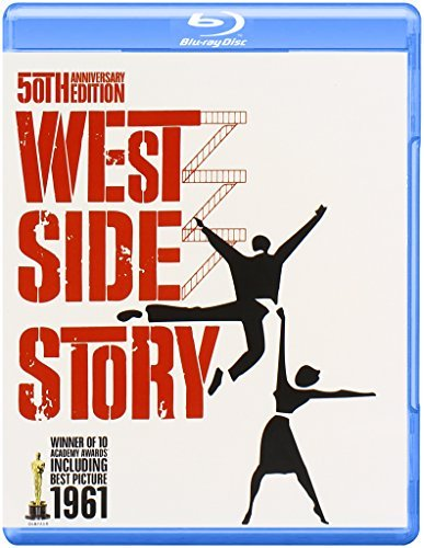 West Side Story Wood Beymer Tamblyn Moreno Blu Ray Ws Nr