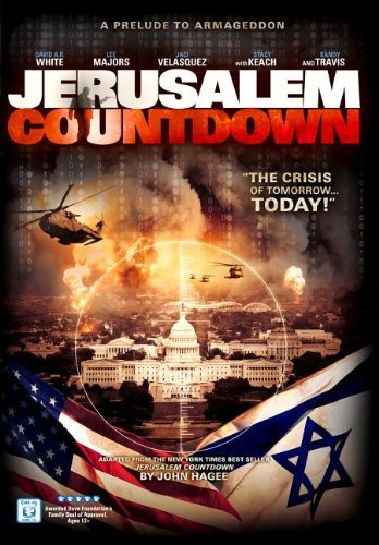 Jerusalem Countdown White Majors Keach Travis Ws Nr