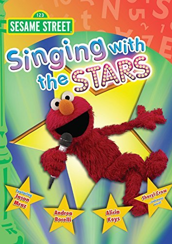 Sesame Street Singing With The Stars Incl. CD Nr