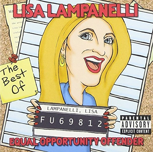 Lisa Lampanelli Equal Opportunity Offender The