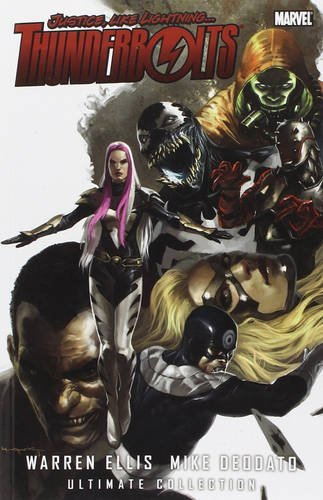 Warren Ellis Thunderbolts Ultimate Collection