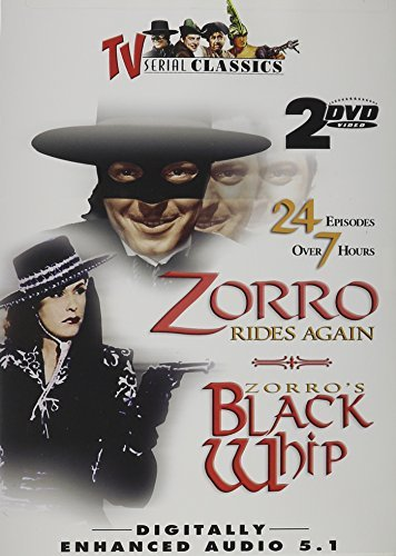 Zorro Rides Again Black Whip Zorro Rides Again Black Whip Nr 2 DVD