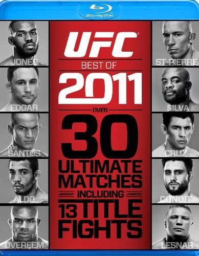Ufc Best Of 2011 Ws Blu Ray Nr