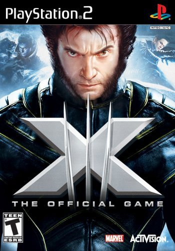 Ps2 X Men The Official Game