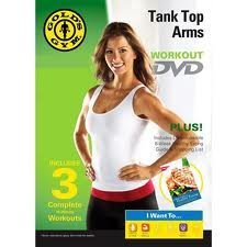 Gold's Gym Tank Top Abs