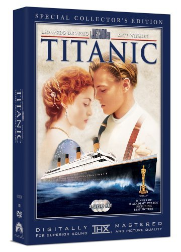 Titanic Dicaprio Winslet Special Collector's Edition