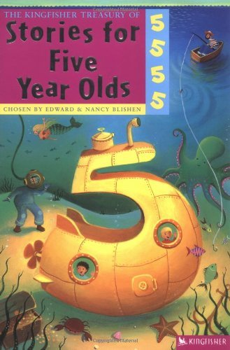 Nancy Blishen Kingfisher Treasury Of Stories For Five Year O The