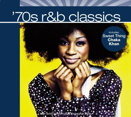 Various (original Artist Re Recording) 70s Rnb Classics