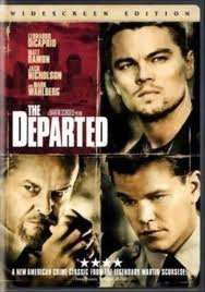 Departed Dicaprio Damon Nicholson Wahlb