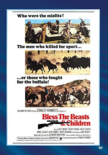 Bless The Beasts & Children Chapin Mumy Robins DVD R Nr