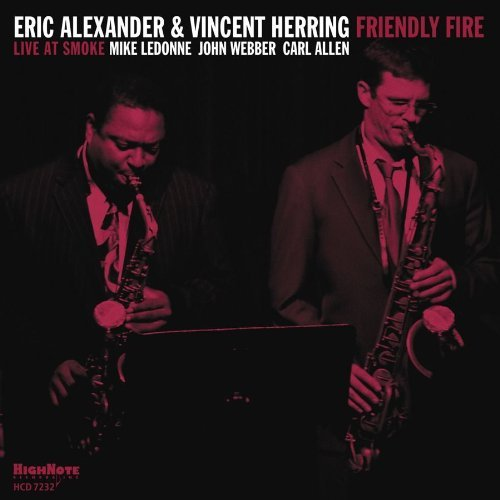 Eric Alexander Friendly Fire